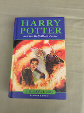 HARRY POTTER and the Half Blood Prince H/C 2005 First Edition - Error Page 99
