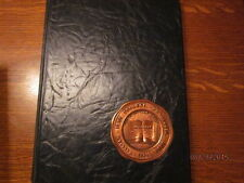 1973 William Penn College, Oskaloosa, IA, The Quaker Yearbook Annual - Perfect!