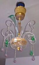 Lampadario in vetro di Murano perfette condizioni