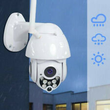 1080P WiFi IP Home Security Monitor Outdoor CCTV IR Camera Built-in Microphones