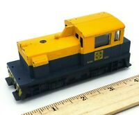 HO Scale Train AHM RSO Santa Fe Switcher Diesel Locomotive 332 CLEANED & TESTED