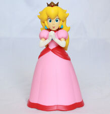 "Super Mario Brothers Bros Princess Peach Action Figure Collection 6"" USA SELLER"