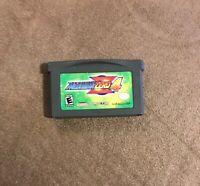 Mega Man Zero 4 Nintendo Game Boy Advance GBA Works Great! Fast Ship! Authentic!