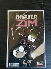 INVADER ZIM #1 2nd Print VARIANT NM!
