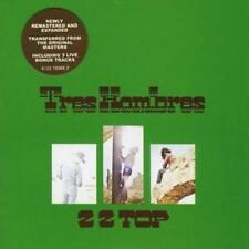 ZZ Top : Tres Hombres (Remastered and Expanded) CD (2006) ***NEW***