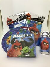 Kit Anniversaire Garçon - Rovio Angry Birds
