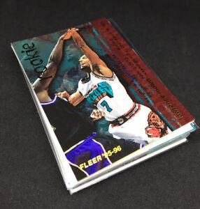 40x *RANDOM* Vancouver Grizzlies Basketball Cards 80s & 90s Base NBA Bundle Lot