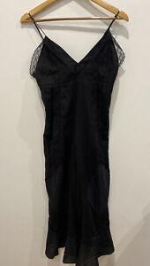 Alice McCall Women's designer black BOHO cotton patchwork lace romper playsuit 8