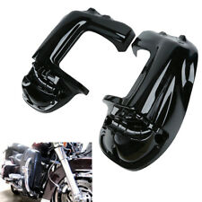 Gamba inferiore VENTILATO CARENATURE portaoggetti per Harley Touring ROAD KING ELECTRA GLIDE