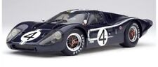 EXOTO 1/18 FORD GT40 Mk.IV LE MANS 1967 RUBY / HULME w ENGINE, PANELS OPEN- MINT