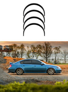 "Fender Flares for Subaru Legacy wide body kit wheel arch JDM2.0""50mm 4pcs set KL"