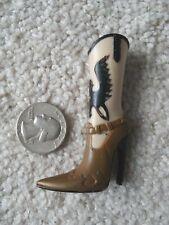 Bratz Wild West Yasmin Single Replacement High Heel Cowboy Boot w/ Eagle