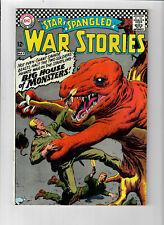 STAR SPANGLED WAR STORIES #132 - Grade 6.0 - Russ Heath cover!