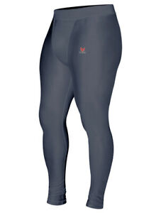 Mens Compression Tights Athletic Base Layers Spandex Sports Long Pants Quick Dry
