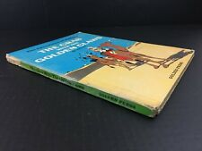 Herge Adventures of Tintin The Crab with the Golden Claws 1st GOLDEN PRESS 1959