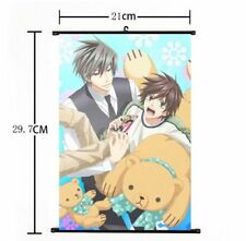 HOT Anime Junjou Romantica Wall Poster Scroll Home Decor Cosplay 171
