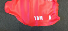 (Evo) YZ 125 1989-1992 YZ 250 1988-1992 YZ 490 1989-1990 Seat Cover RED