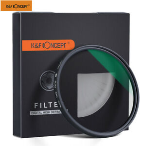 K&F Concept CPL Circular Polarizing Filter 18 Layer Slim Multi-Coated Ultra Silm