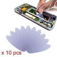 10Pcs Plastic Card Pry Opening Scraper Cell Phone Glued LCD Screen Repair Tool