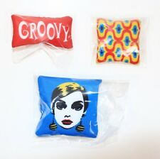 fashion royalty Poppy Parker british invasion cushions lot