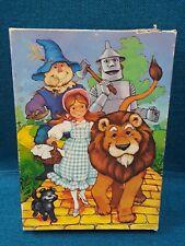 Vintage Children's SPRINGBOK The Wizard of Oz Jigsaw Puzzle 100pcs Complete