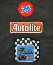 NOS Ford Cobra  Racing Jacket patch Holman Moody