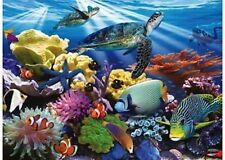 RAVENSBURGER Ocean Turtles 200 Piece Puzzle Jigsaw NEW