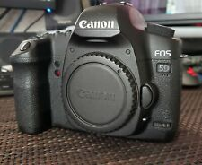 Canon EOS 5d Mark II Camera (Body only) for parts or repair