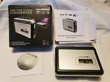 Vintage Hype Usb Portable Tape To Mp3 Converter