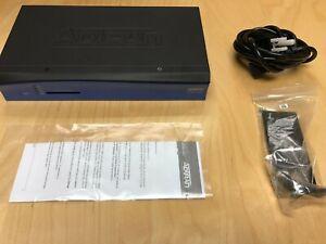 Open Box ADTRAN NetVanta 3430. 2nd Generation Modular Router