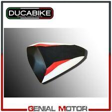 Rivestimento Sella Pass Nero-Rosso-Bianco CSV4P01DAW Ducabike Ducati Panigale V4