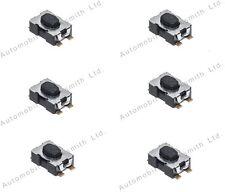 100 Micro Interruptores Peugeot Citroen Fiat 2 3 4 botones voltear llave mando