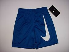 Nike Shorts Boys Dri-Fit Athletic Running Jogging Exercise Active 4Xs 3-4 Yr New