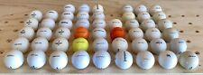 (50) Precept, Volvik, Dunlop Golf Balls - (Aaaa) - #Pvd4A1