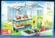 PLAYMOBIL 4481 - Gewächshaus - Greenhouse  - 2004 - in OVP