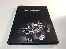 Catálogo Catalogue Book - TAG HEUER - The Catalog 2016 2017 - English