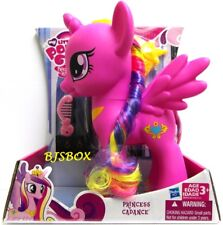"My Little Pony Princess Cadance 8"" Figure with Tiara Comb New"