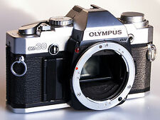 FULLY WORKING OLYMPUS OM30 / OM-30 35mm SLR CAMERA BODY