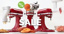KitchenAid Zubehör für ALLE KitchenAid Küchenmaschinen zur Auswahl