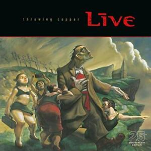 Live - Throwing Copper - Double LP Vinyl - New