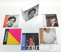 JAMES TAYLOR / JAPAN Mini LP CD x 5 titles + PROMO BOX Set!!