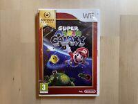 Super Mario Galaxy (Nintendo Wii, 2007) PAL