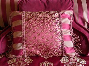 Waterford Charlemont Ruby Rectangular Decorative Pillow