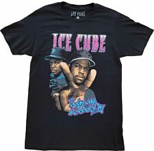 New Men's Ice Cube Today Was A Good Day Black Vintage Hip Hop Rap T-Shirt Tee