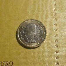 MONNAIE VATICAN 1 EURO BU 2009 UNC RARE. RefA164