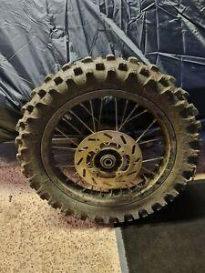 "Suzuki Rm85 Rm 85 Rear Small Wheel.14"""