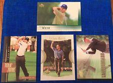 MIKE WEIR 2001 UPPER DECK ROOKIE CARD + 3 OTHER 2001 UPPER DECK CARDS