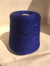 Machine knitting yarn Wool Grape