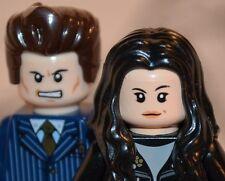 Custom 100% Genuine LEGO Marvel Superheroes Killgrave & Jessica Jones Netflix