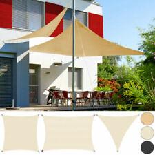 Voiles d'ombrage pour jardin et terrasse